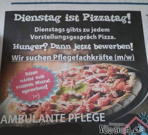 Pizzatag