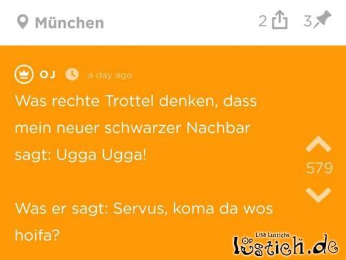 Ugga, ugga!