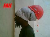 Helm für die Haare