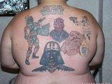 Star Wars Tattoo