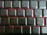 Lustiche Tastatur