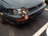 Licht am Auto Fail