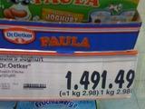 Det teuerste Joghurt der Welt