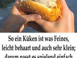Küken Burger
