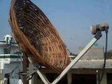 Satellitenkorb