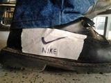Echte Nike-Schuhe