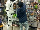 Star Wars Verkäufer