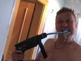 Zähneputzen elektrisch