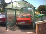 Toller Parkplatz