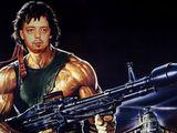 Andreas aus Frauentausch als Rambo