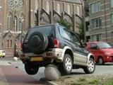 Super eingeparkt