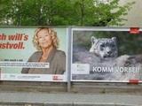 Lustvolle Plakate