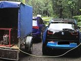 Benzinsparend Elektroauto tanken
