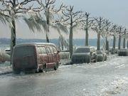 Eiskalter Winter