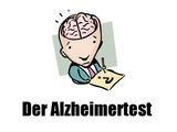 Der Alzheimertest