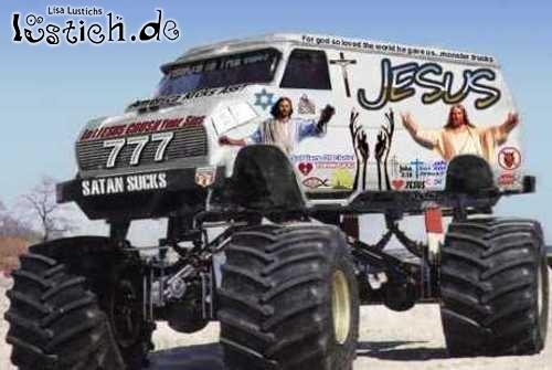 Jesus Mobil