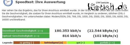 Die Schnellste Internet-Verbindung der Welt