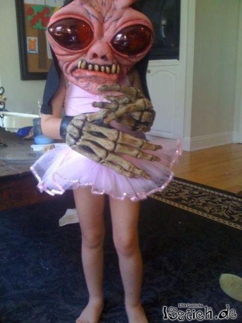 Halloween Ballerina