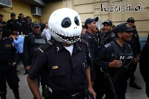 Neuer Polizeihelm