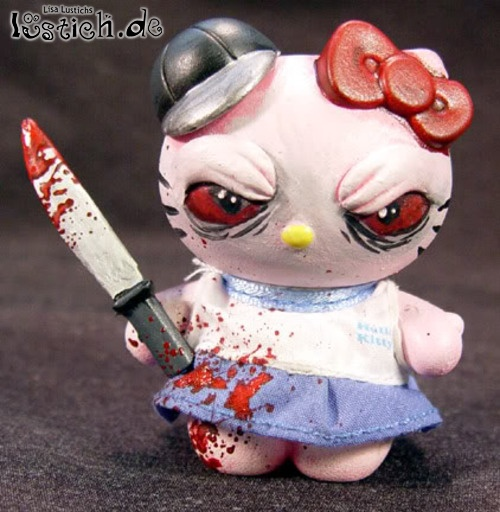 Hello Killer Kitty