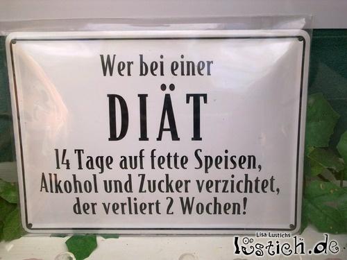 Diät und die Folgen!