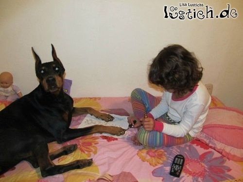 Nagellack Hundi