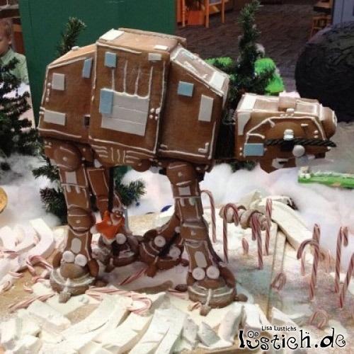 Lebkuchen von Star Wars