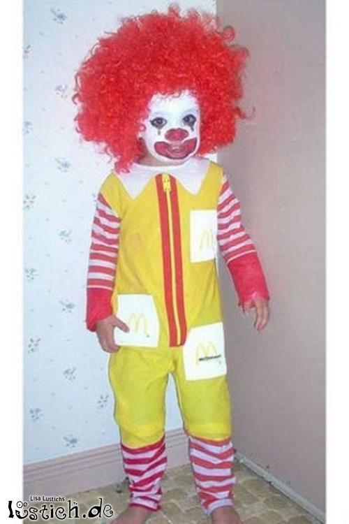 Ronald McDonald Junior