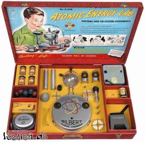 Atombombe bauen