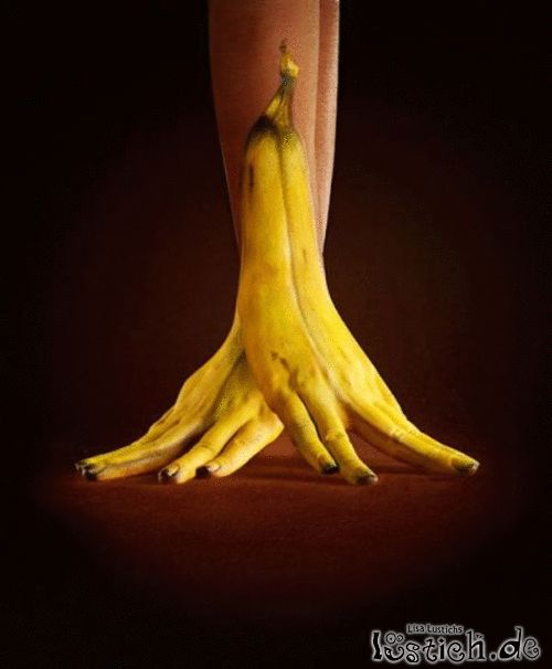Bananenhände