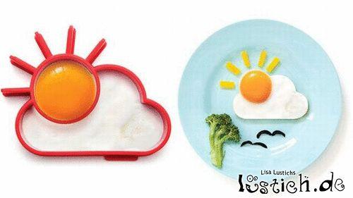 Sonne auf dem Teller