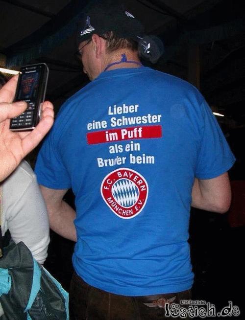 Puff oder Fc. Bayern?