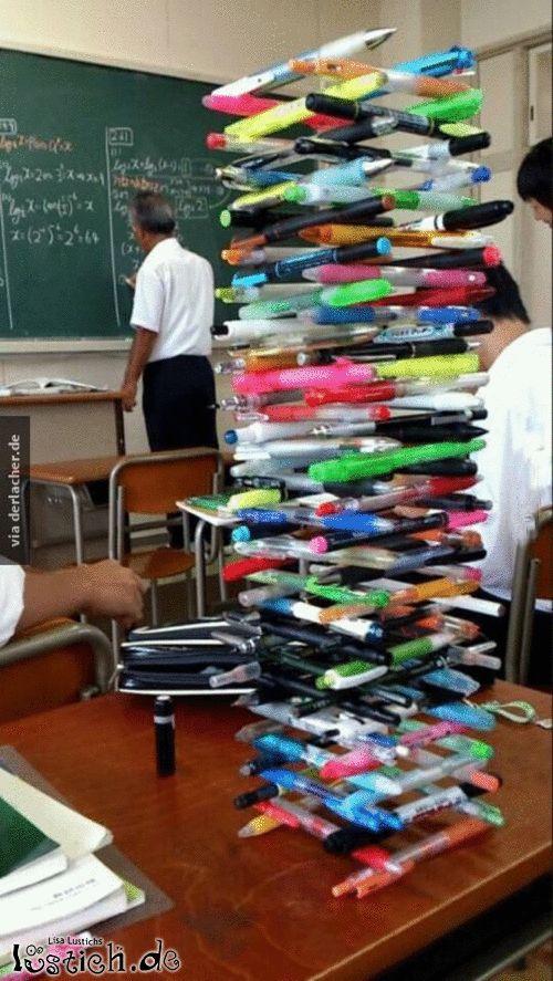 Spannung im Unterricht
