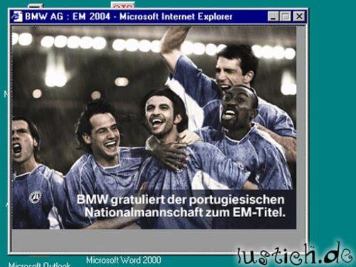 BMW gewinnt EM