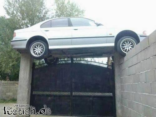 Freier Parkplatz!