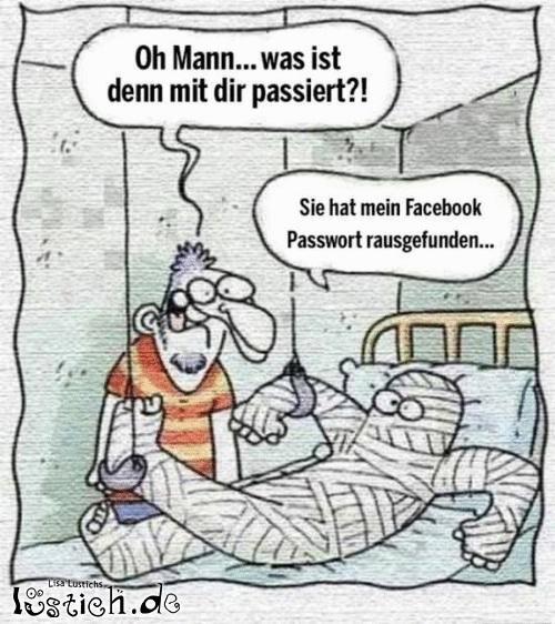 Facebookpasswort