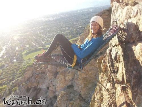 Bergsteigerpause