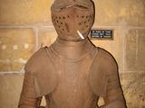 Rauchender Ritter