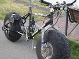 Getuntes Fahrrad