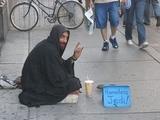 Obdachloser Jedi