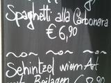 Restaurant kann nicht schreiben