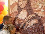 Mona Lisa aus Speck