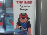 Pokemonmeister ohne Drogen