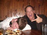 Tom Hanks und der Betrunkene