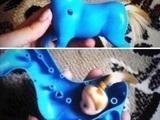 Pony aus China