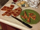 Vegetarische Pizza