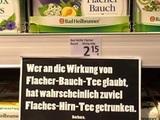 Bauch-Weg-Tee