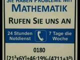 Mathematikprobleme